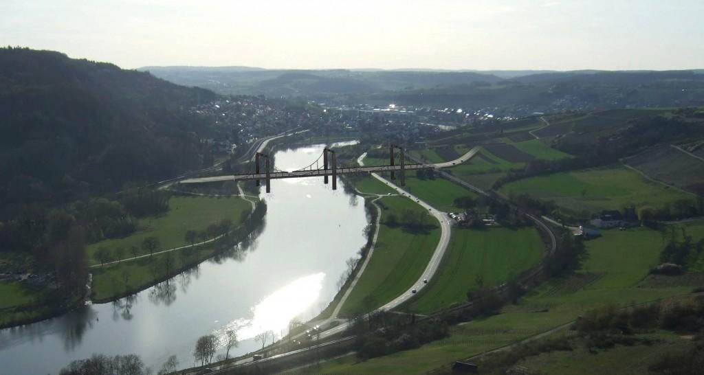 Panorama für Moselbrücke