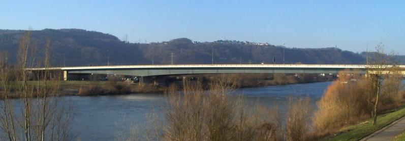 Adenauerbrücke Trier